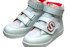 サスウォーク 補正用ハイカットシューズ 子供用ハイカットシューズ 履きやすい 履かせやすい